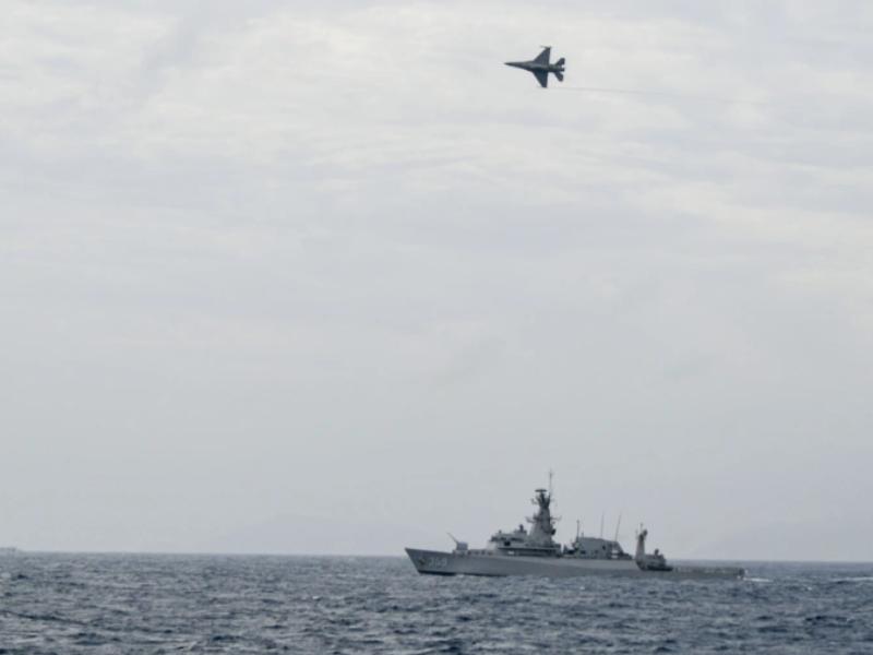 Phát hiện tàu TQ và Mỹ ở gần quần đảo Natuna, Indonesia tăng cường tuần tra