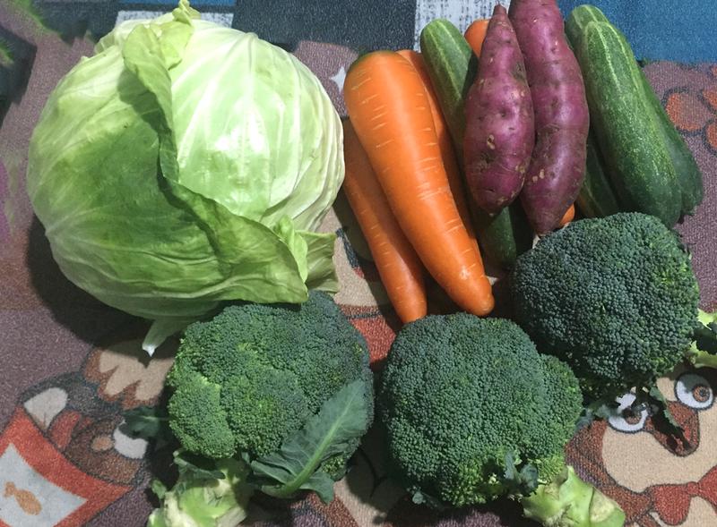 Chế độ ăn uống giúp cải thiện sức khỏe cho người lớn tuổi - ảnh 1