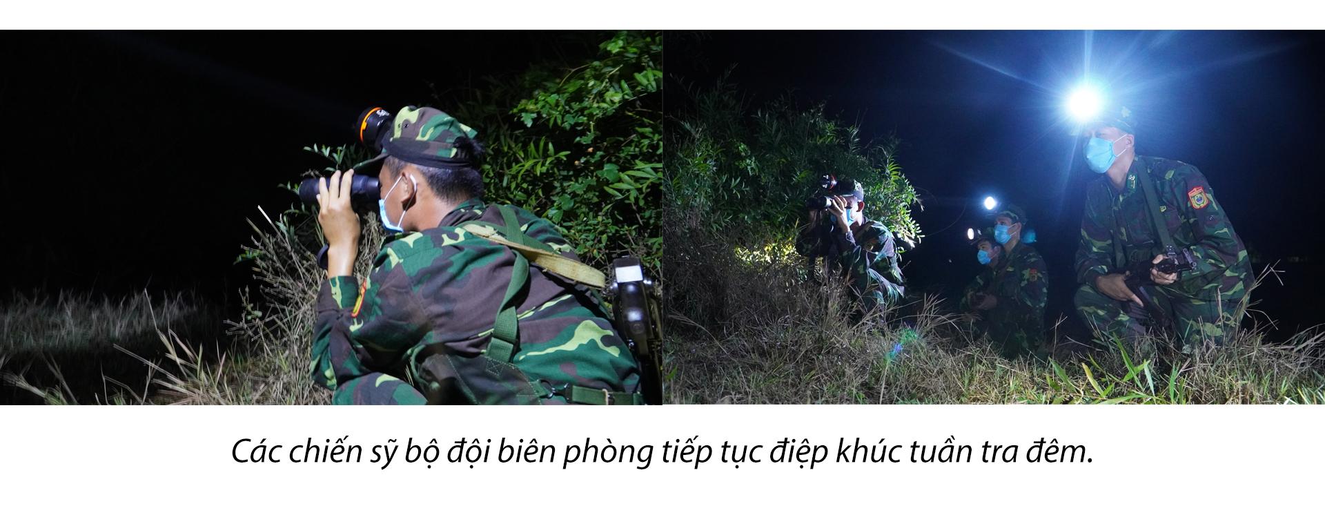 Tâm sự của chiến sĩ biên giới Tây Nam những ngày chống dịch - ảnh 9