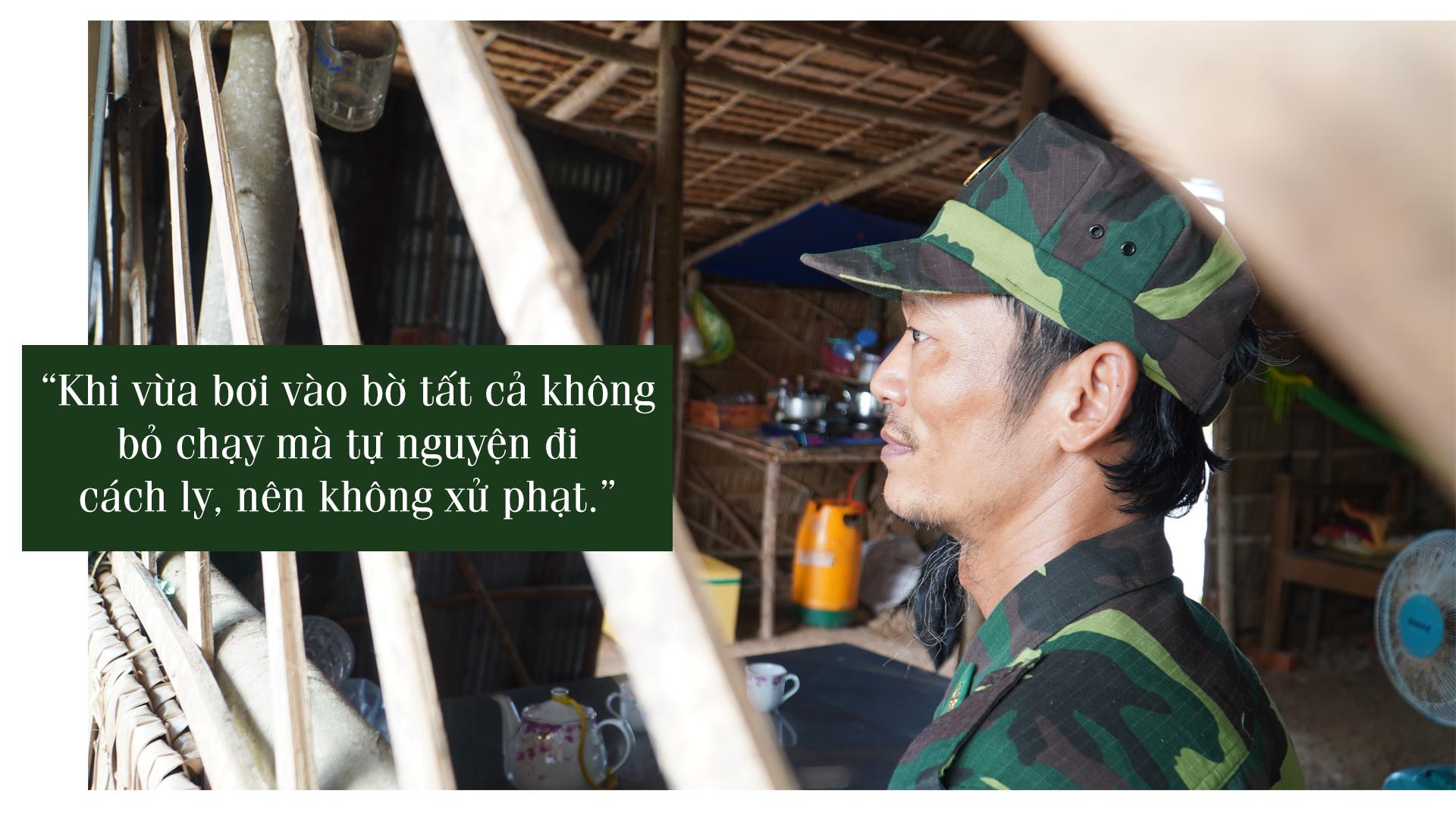 Tâm sự của chiến sĩ biên giới Tây Nam những ngày chống dịch - ảnh 16