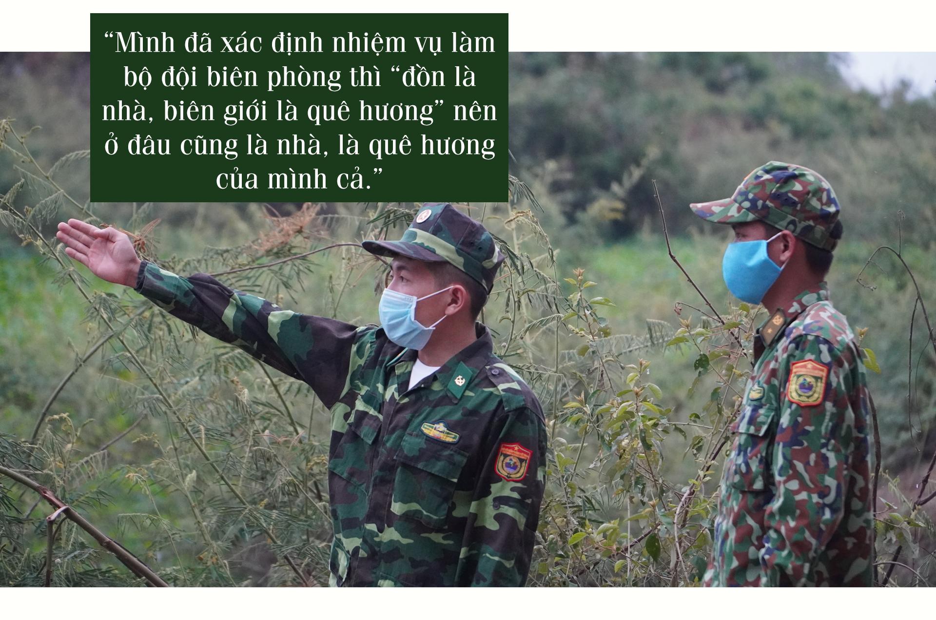 Tâm sự của chiến sĩ biên giới Tây Nam những ngày chống dịch - ảnh 7