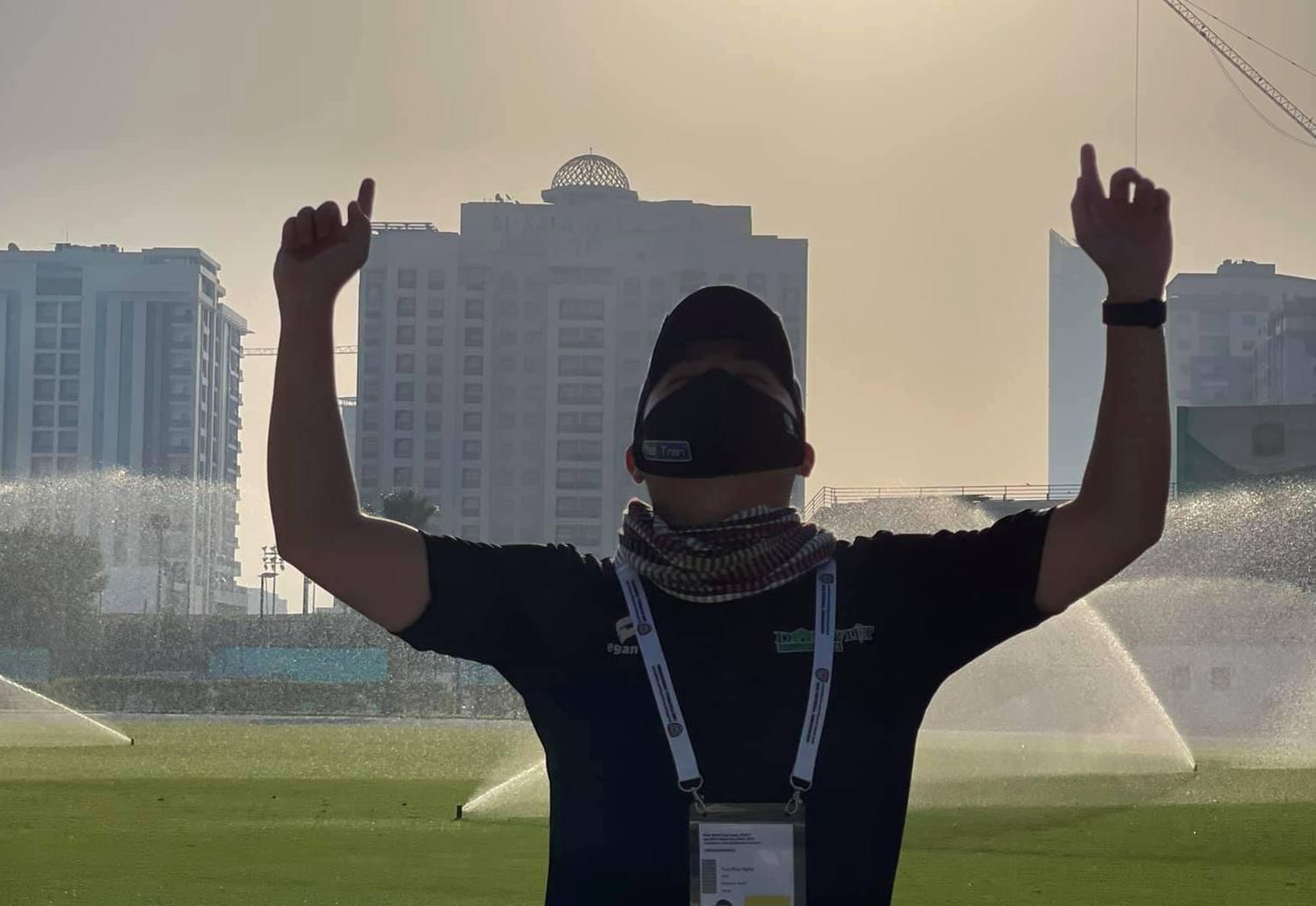 Tâm thư xúc động của phóng viên Việt Nam bị kẹt lại ở UAE
