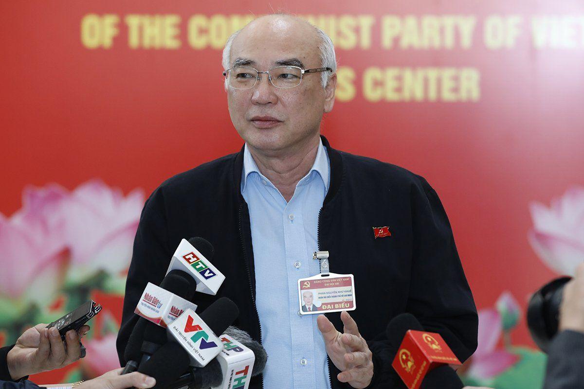 Ông Phan Nguyễn Như Khuê nói về 5 điều thú vị ở Đại hội XIII