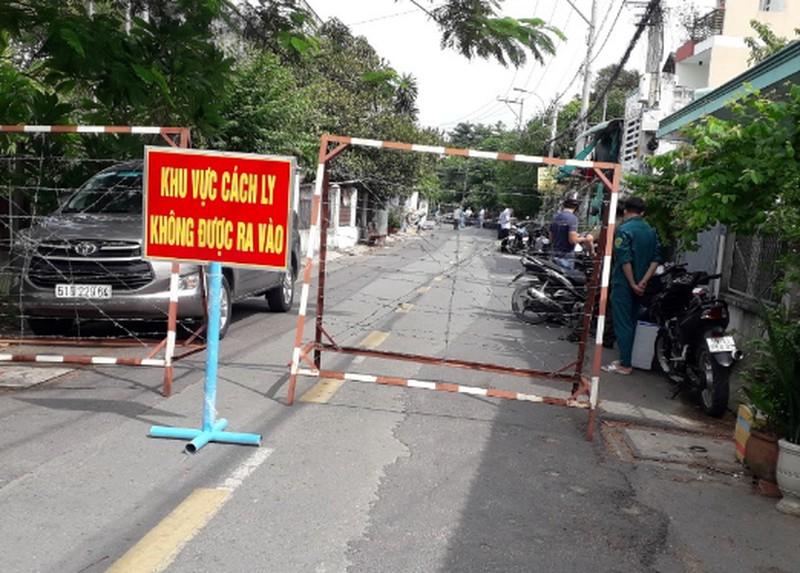 TP.HCM phong tỏa nhiều ấp ở xã Tân Hiệp, huyện Hóc Môn