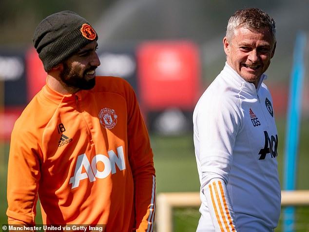 Giấc mơ của Solskjaer ở Manchester United