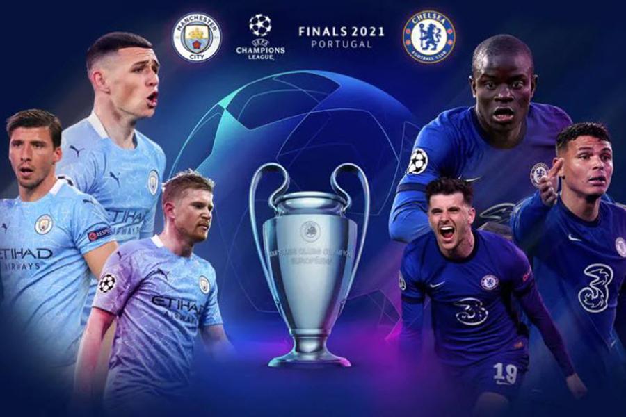 Mọi thông tin về chung kết Champions League Chelsea - Man City