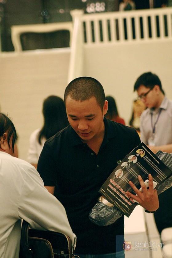 Nguyễn Hà Đông trở thành tâm điểm chú ý với phần trả lời 'siêu ngắn - siêu cá tính' 11