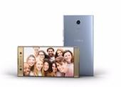 Sony ra mắt 3 dòng smartphone selfie góc rộng