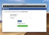 Ai cũng có thể mất Facebook vì chiêu lừa mới