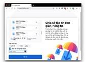 Cách gửi tập tin siêu tốc cho bạn bè bằng Firefox Send
