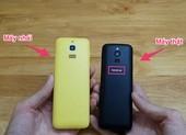 Cách phân biệt Nokia 8810 4G thật và giả
