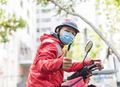 Tài xế công nghệ tự bảo vệ ra sao trong mùa dịch?