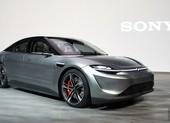 Sony muốn thử nghiệm ô tô điện tự lái Vision-S trên đường phố