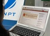 Nộp tờ khai đăng ký ô tô trực tuyến nhờ dịch vụ công số 1000