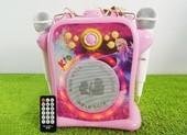 Xuất hiện mẫu loa dành riêng cho trẻ em mê ca hát