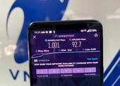 Tốc độ thực tế của mạng 5G tại TP.HCM đạt bao nhiêu?