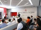 Huawei đào tạo Hạt giống Viễn thông Tương lai năm 2020