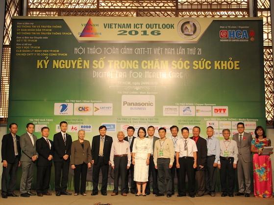 Hội thảo toàn cảnh công nghệ thông tin