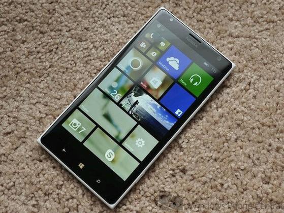 Windows Phone có giao diện chuyên nghiệp