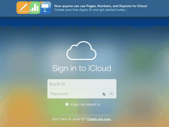 Đánh cắp tài khoản iCloud để tống tiền người dùng