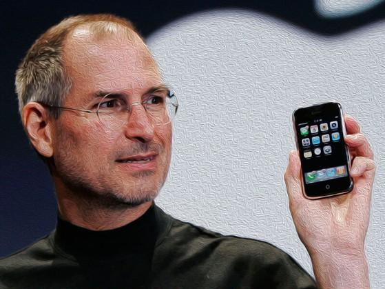 Steve Jobs và khoảnh khắc giới thiệu chiếc iPhone