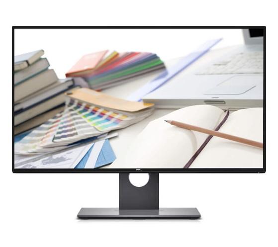 Dell U2717D chuyên dành thiết kế đồ họa. Ảnh: Dell