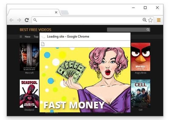 Chặn quảng cáo độc hại trên web
