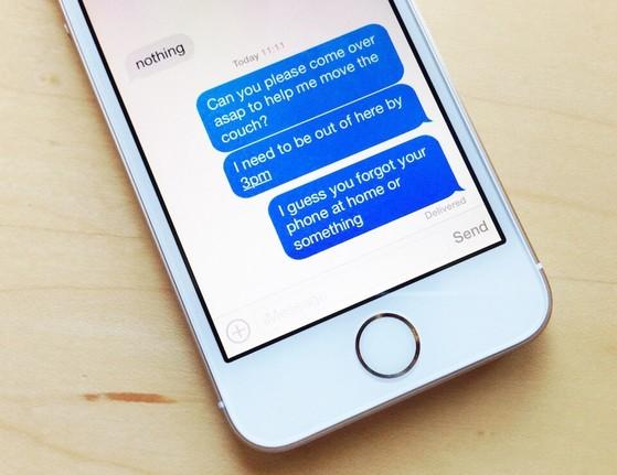 Tấn công iPhone chỉ bằng một tin nhắn
