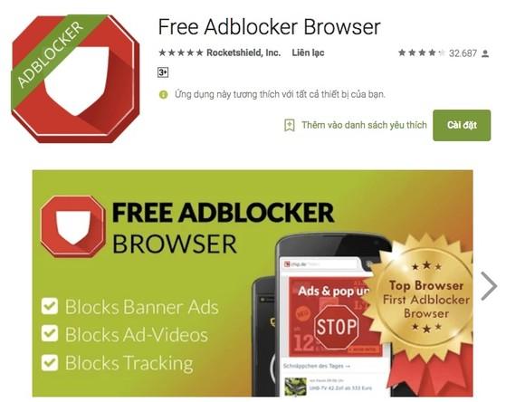 Free Adblocker