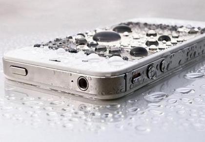 smartphone vô nước