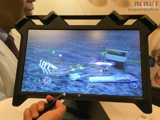 Màn hình thực tại ảo HP Zvr 23.6 inch Vitual Relity