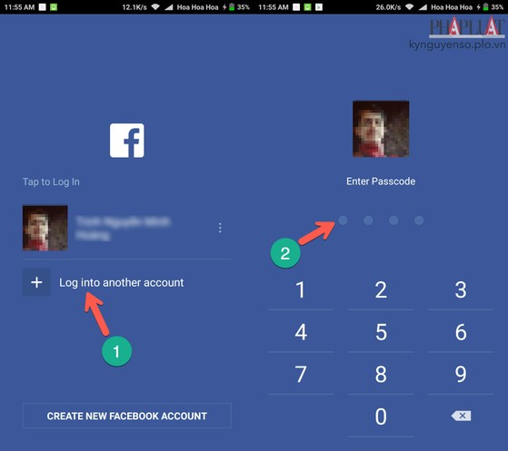 facebook profile picture login