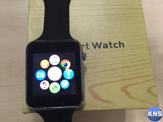 Apple Watch giả
