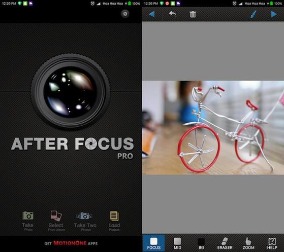 3 ứng dụng chụp ảnh xóa phông cho smartphone đời cũ