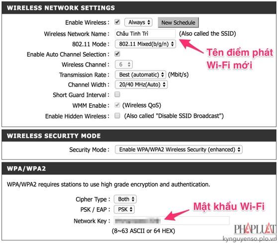 Tăng sóng Wi-Fi cực nhanh nhờ các thiết bị rẻ tiền