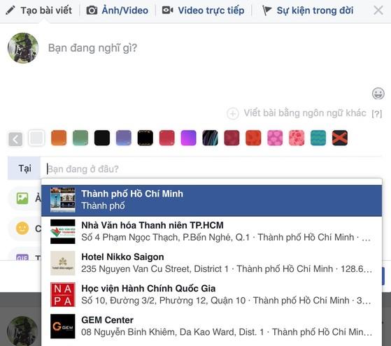 4 thông tin không nên chia sẻ trên Facebook