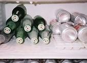 Những vật dụng dễ phát nổ trong tủ lạnh