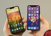 5 mẫu smartphone ăn theo thiết kế của iPhone X