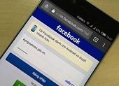 Cách tìm lại mật khẩu Facebook