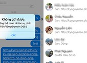 Facebook Messenger bất ngờ gặp sự cố nghiêm trọng