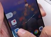 Huawei P20 Pro dễ bể màn hình khi bị trầy xước