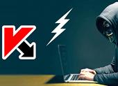 Ngừng sử dụng Kaspersky vì lo ngại gián điệp