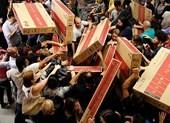 Mua hàng giá rẻ trong ngày Black Friday dễ bị mất tiền