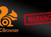Gỡ cài đặt UC Browser ngay lập tức để tránh bị tấn công từ xa
