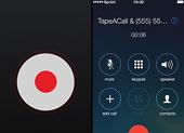 5 cách ghi âm cuộc gọi trên iPhone
