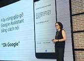 Cách điều khiển điện thoại bằng Google Assistant tiếng Việt