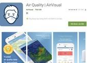AirVisual bất ngờ xuất hiện trở lại trên các kho ứng dụng