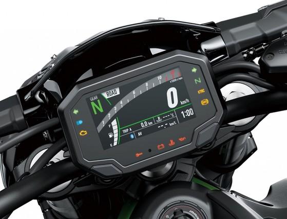 Kawasaki Z900 2020 'hút hồn' người dùng tại triển lãm EICMA