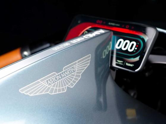 Aston Martin hé lộ về mẫu mô tô siêu độc với giá 2,8 tỉ đồng