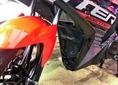 Có nên lắp thêm vè chắn bùn trên xe máy?